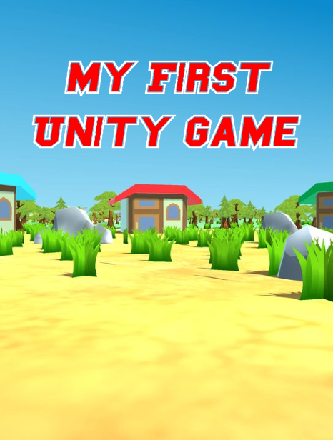 My First Unity Game