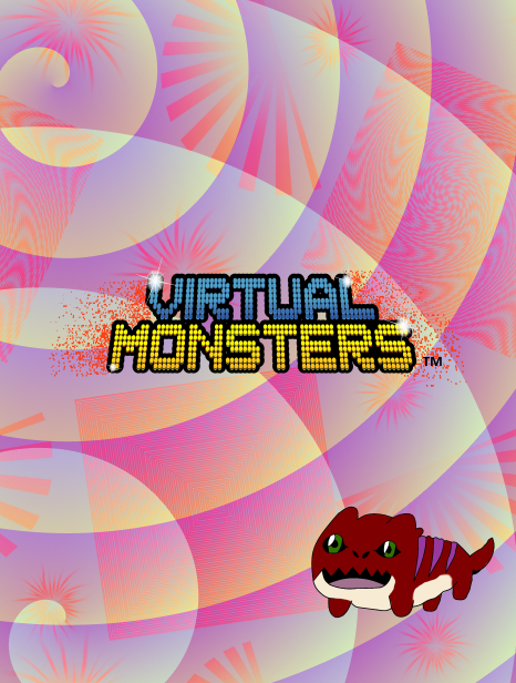 Virtual Monsters RPG
