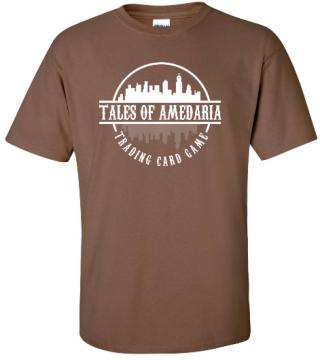 Official Tales of Amedaria T-Shirt
